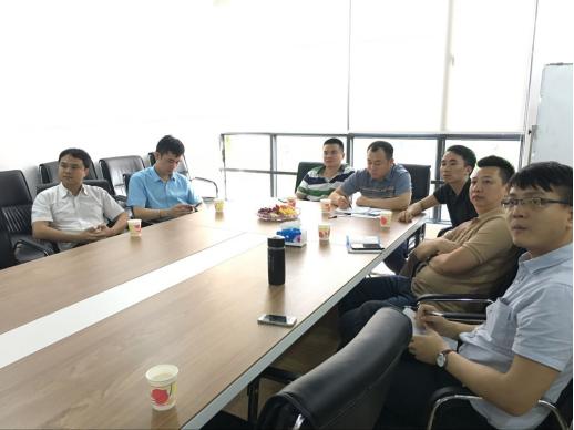 趣学校园产品交流会盛大举行-广州冠岳网络科技有限公司