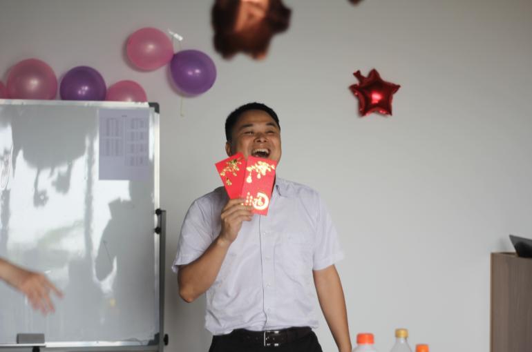举办精彩主题活动,展现冠岳企业文化-广州冠岳网络科技有限公司